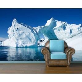 Ledovec (126 x 84 cm) -  Fototapeta na zeď