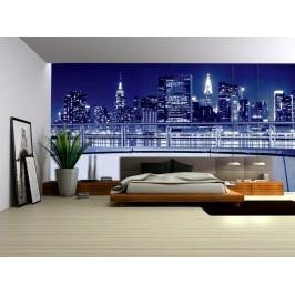 Městské panorama 2 (126 x 84 cm) -  Fototapeta na stěnu