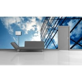 Mrakodrap (126 x 84 cm) -  Fototapeta