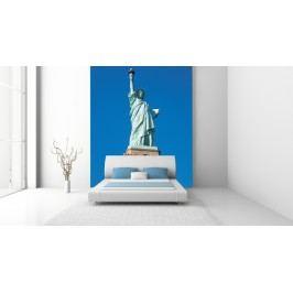 Socha svobody 2 (126 x 84 cm) -  Fototapeta na zeď
