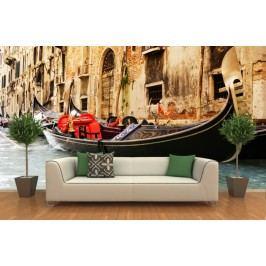 Benátky (126 x 101 cm) -  Fototapeta na zeď