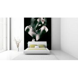Žena (126 x 102 cm) -  Fototapeta na zeď