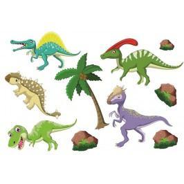 Set dinosauři 1 (60 x 40 cm) -  Samolepky na zeď