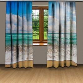 Moře (140 x 250 cm) -  3D závěs