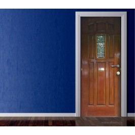 Vstupní dveře (92 × 210 cm) -  Živá dekorace na dveře