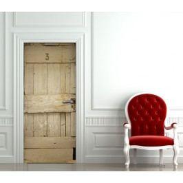 Farma dveře (92 × 210 cm) -  Živá dekorace na dveře
