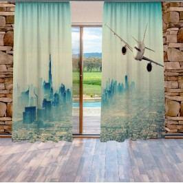 Dubai (140 x 250 cm) -  Dekorační závěs