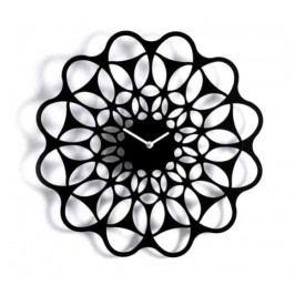 Designové hodiny Diamantini a Domeniconi black/black 40cm