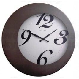 Designové nástěnné hodiny 2946 Nextime Wer 35cm