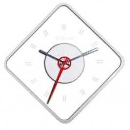Designové nástěnné hodiny 3006 Nextime Coins - pokladnička 35cm
