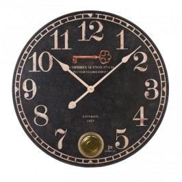 Designové nástěnné hodiny Lowell 21408 Clocks 48cm