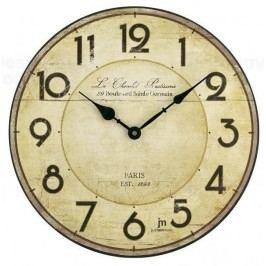 Designové nástěnné hodiny 21415 Lowell 34cm