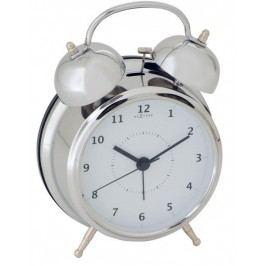 Designový budík 5112zi Nextime Wake Up 21cm