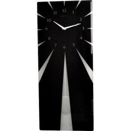 Designové nástěnné kyvadlové hodiny 3060 Nextime Point Pendulum 70cm