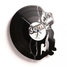 Designové nástěnné hodiny Discoclock 038 Hugo 30cm