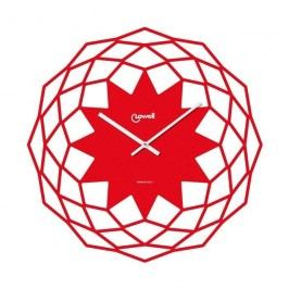 Designové nástěnné hodiny Lowell 05837R Design 50cm