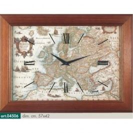 Originální nástěnné hodiny 04506 Lowell Prestige 57cm