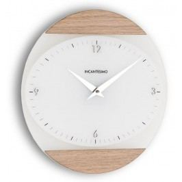 Designové nástěnné hodiny I026S IncantesimoDesign 32cm