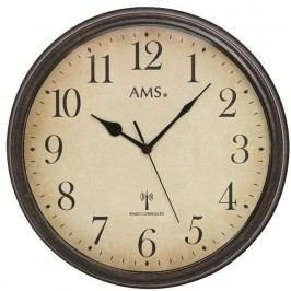Nástěnné hodiny 5962 AMS řízené rádiovým signálem 32cm