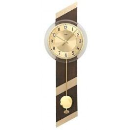 Kyvadlové nástěnné hodiny 7412 AMS 69cm