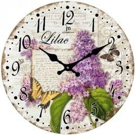 Designové nástěnné hodiny 14854 Lowell 34cm