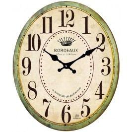 Designové nástěnné hodiny 14859 Lowell 39cm