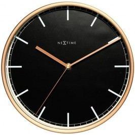 Designové nástěnné hodiny 3122st Nextime Company 30cm