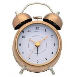 Designový budík 5111co Nextime Wake Up 12cm