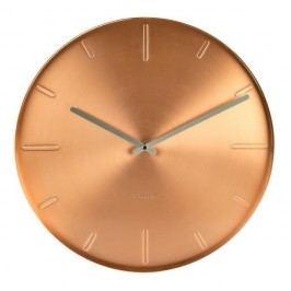 Designové nástěnné hodiny KA5594CO Karlsson 40cm