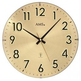 Nástěnné hodiny 5974 AMS řízené rádiovým signálem 32cm