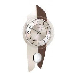 Designové nástěnné kyvadlové hodiny 7409 AMS 50cm