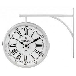 Oboustranné nástěnné hodiny 14755 Lowell 24cm