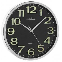 Designové nástěnné hodiny AT4428-7