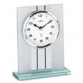Designové stolní hodiny AT3093-19 řízené signálem DCF