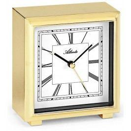 Designové stolní hodiny s funkci budíku AT3101-9