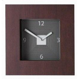 Designové hodiny Diamantini a Domeniconi Target wenge 42cm