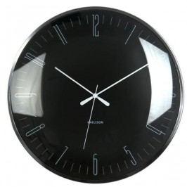 Designové nástěnné hodiny 5623BK Karlsson 40cm