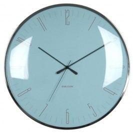 Designové nástěnné hodiny 5623BL Karlsson 40cm
