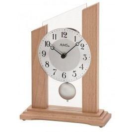 Stolní kyvadlové hodiny 1171 AMS 23cm