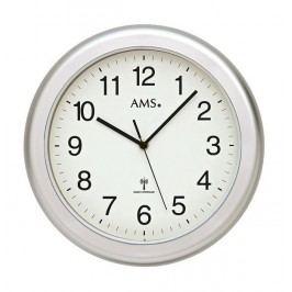 Nástěnné hodiny 5956 AMS řízené rádiovým signálem 30cm