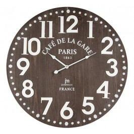 Designové nástěnné hodiny 21461 Lowell 60cm