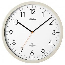Designové nástěnné hodiny AT4382-0 řízené signálem DCF