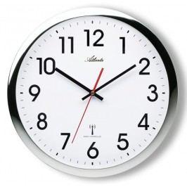 Designové nástěnné hodiny AT4219-19 řízené signálem DCF