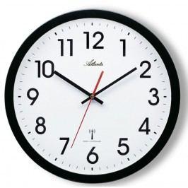 Designové nástěnné hodiny AT4219-7 řízené signálem DCF