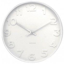 Designové nástěnné hodiny 5635 Karlsson 51cm