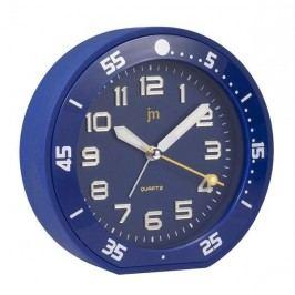 Designové stolní hodiny-budík JA6015L Lowell 13cm