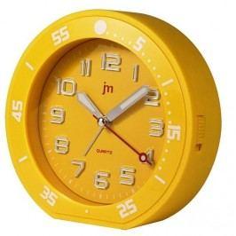 Designové stolní hodiny-budík JA6015Y Lowell 13cm