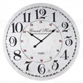 Designové nástěnné hodiny 21433 Lowell 80cm