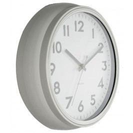 Designové nástěnné hodiny 5610WH Karlsson 38cm