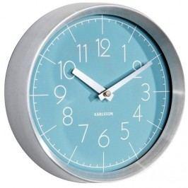 Designové nástěnné hodiny 5637BL Karlsson 22cm